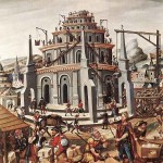 バべルの塔が神の怒りを買った?人々は下等でありながら神を目指した