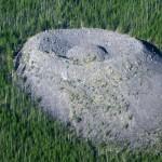 シベリアのパトムスキークレーターはなぜ巨大なのに近年になって発見されたのか?