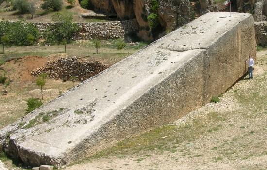 バールベックの巨石