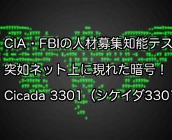 シケイダ3301