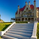 カナダ・バンクーバー島で一番幽霊が出ると噂されるハトリー城