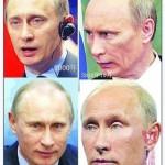 ロシア大統領!プーチンは既に亡くなっている。影武者は5人で本物はいない