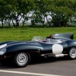 ジャガー、クラシカルなD型レースカーを再生産!